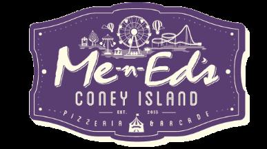 Me N Ed's Coney Island Logo